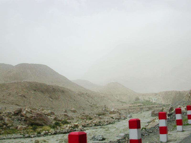 シルクロード一人旅「我的長征2006」その15・カシュガル・カラクリ湖への道-1527