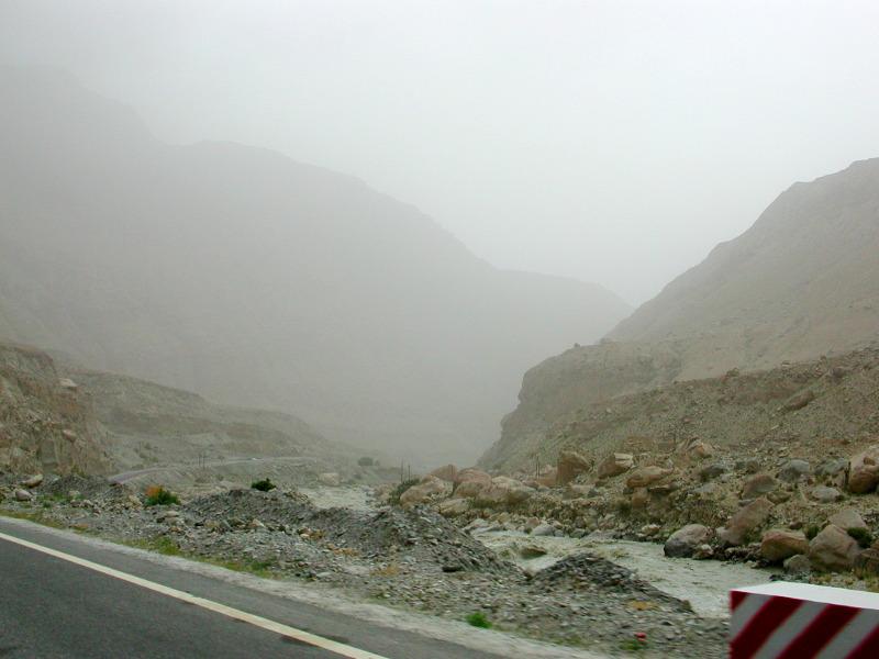 シルクロード一人旅「我的長征2006」その15・カシュガル・カラクリ湖への道-1528