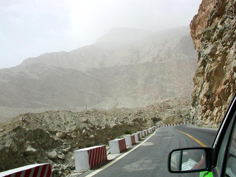 シルクロード一人旅「我的長征2006」その15・カシュガル・カラクリ湖への道-1529