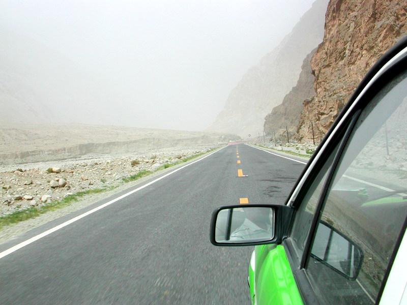 シルクロード一人旅「我的長征2006」その15・カシュガル・カラクリ湖への道-1531