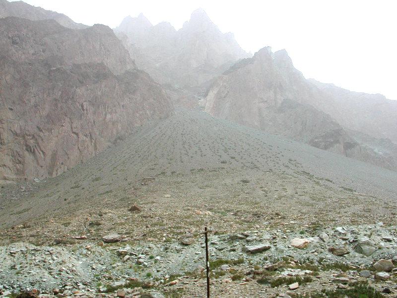 シルクロード一人旅「我的長征2006」その15・カシュガル・カラクリ湖への道-1532