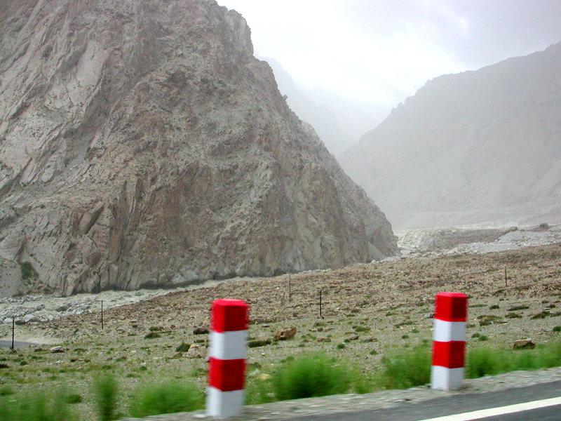 シルクロード一人旅「我的長征2006」その15・カシュガル・カラクリ湖への道-1533