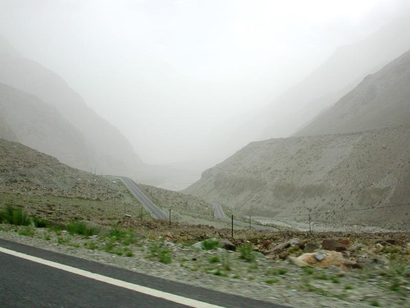 シルクロード一人旅「我的長征2006」その15・カシュガル・カラクリ湖への道-1534