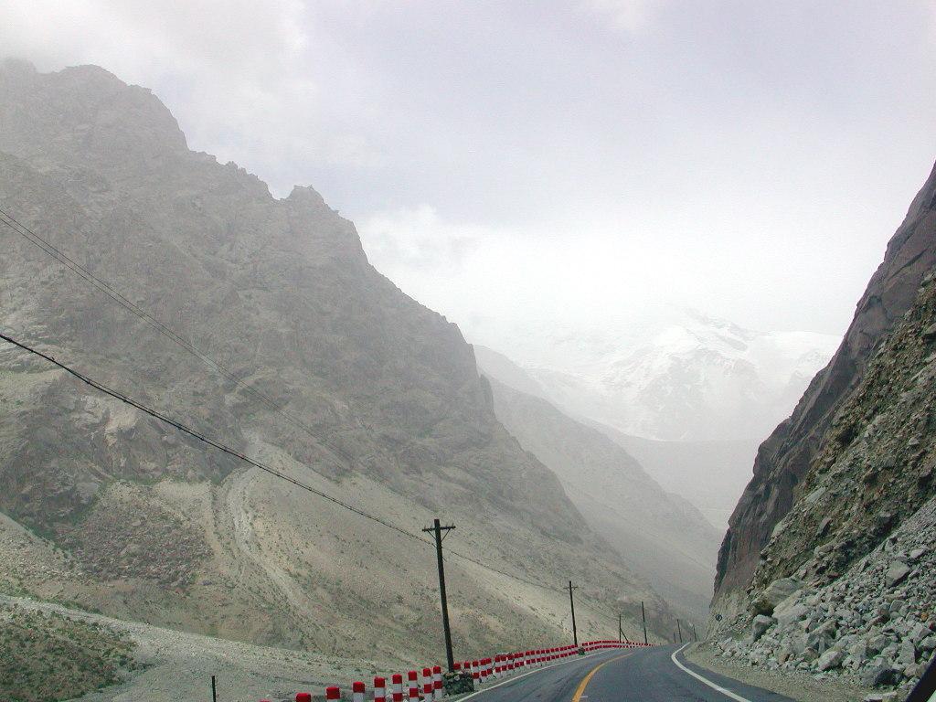 シルクロード一人旅「我的長征2006」その15・カシュガル・カラクリ湖への道-1536