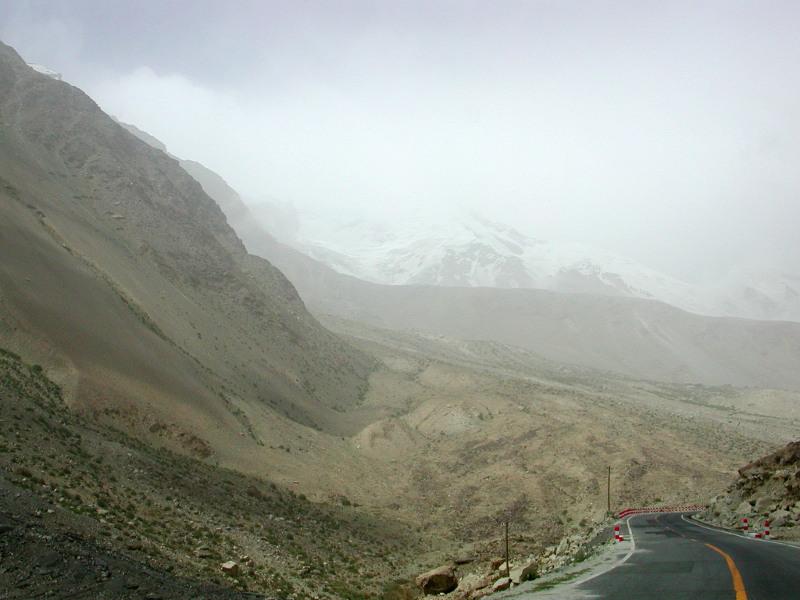 シルクロード一人旅「我的長征2006」その15・カシュガル・カラクリ湖への道-1537