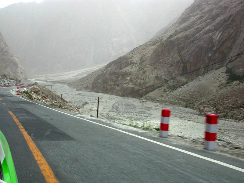 シルクロード一人旅「我的長征2006」その15・カシュガル・カラクリ湖への道-1538