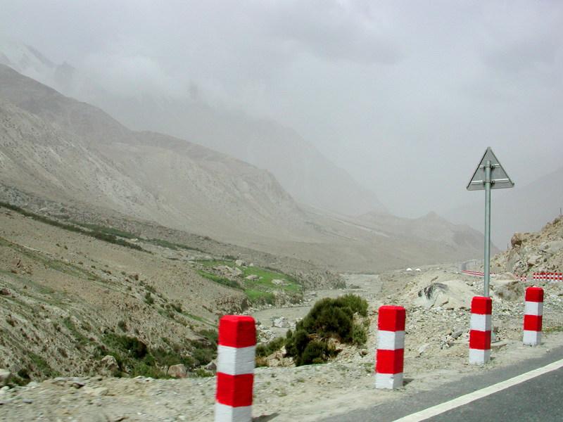 シルクロード一人旅「我的長征2006」その15・カシュガル・カラクリ湖への道-1539