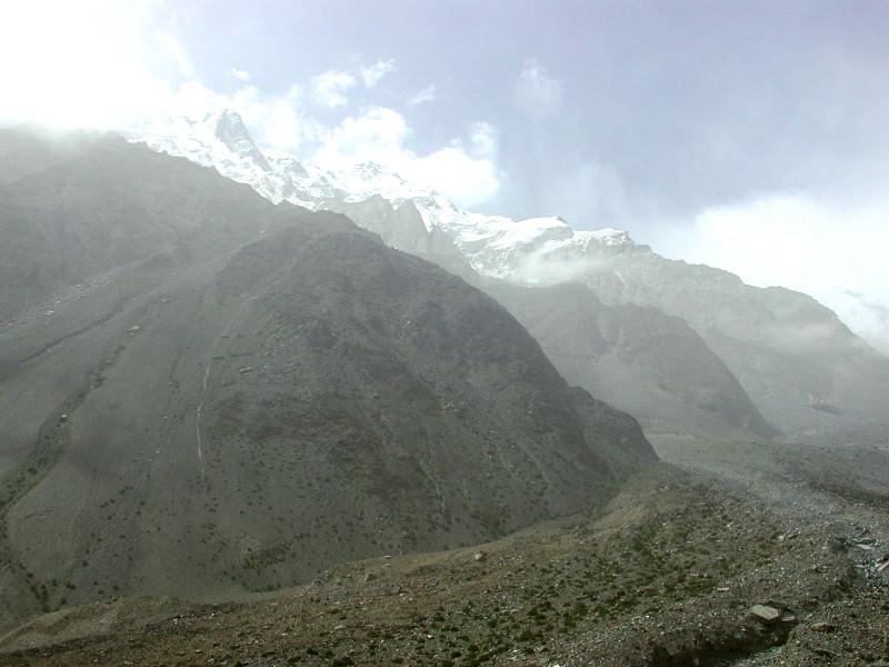 シルクロード一人旅「我的長征2006」その15・カシュガル・カラクリ湖への道-1540
