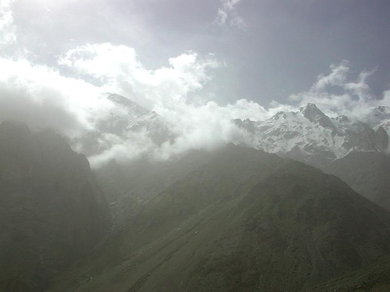 シルクロード一人旅「我的長征2006」その15・カシュガル・カラクリ湖への道-1541