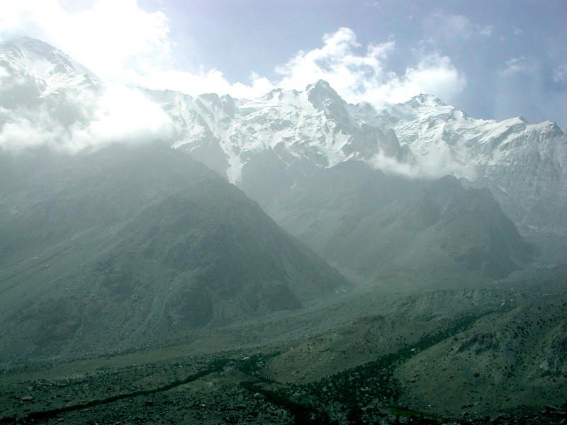 シルクロード一人旅「我的長征2006」その16・ブルンクル湖と絶景-1602