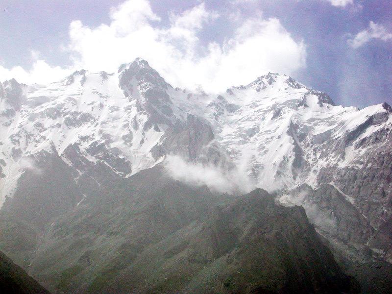 シルクロード一人旅「我的長征2006」その16・ブルンクル湖と絶景-1603
