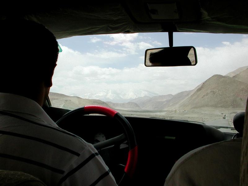 シルクロード一人旅「我的長征2006」その17・カラクリ湖-1707