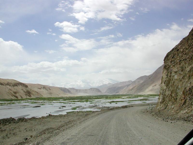 シルクロード一人旅「我的長征2006」その17・カラクリ湖-1709