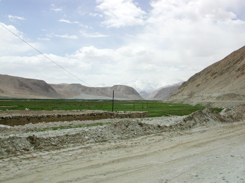 シルクロード一人旅「我的長征2006」その17・カラクリ湖-1712