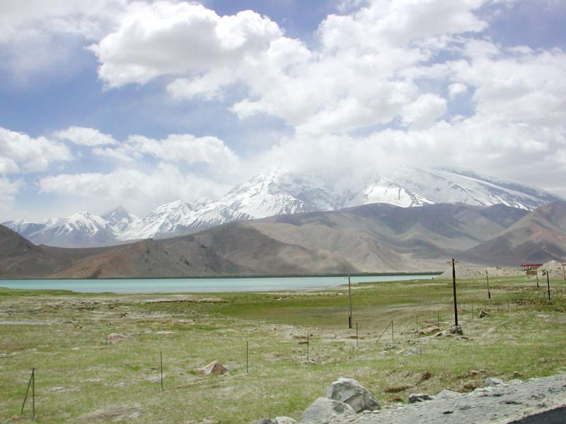シルクロード一人旅「我的長征2006」その17・カラクリ湖-1723