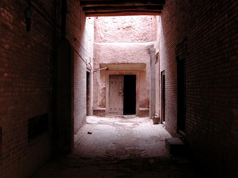 シルクロード一人旅「我的長征2006」その18・カシュガル・一人で老城探検-1820
