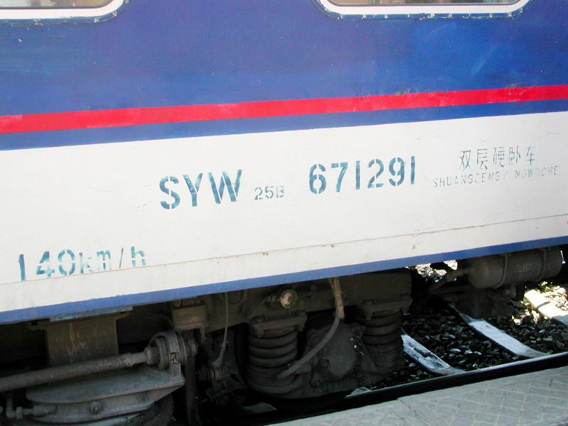 シルクロード一人旅「我的長征2006」その20・カシュガル・駅と寝台列車-2025