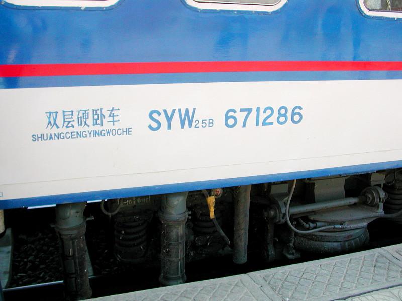 シルクロード一人旅「我的長征2006」その20・カシュガル・駅と寝台列車-2026