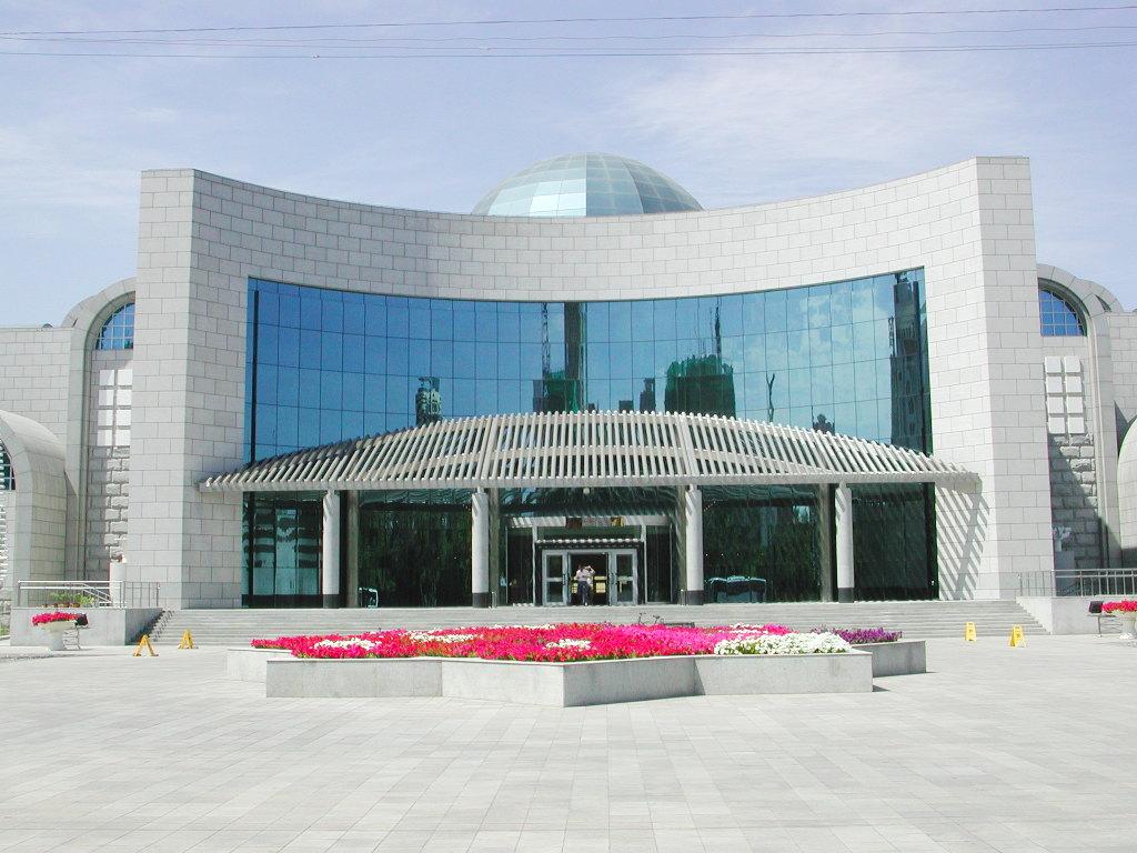 シルクロード一人旅「我的長征2006」その23・ウルムチ・新疆維吾尓自治区博物館-2304