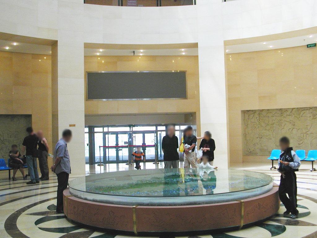 シルクロード一人旅「我的長征2006」その23・ウルムチ・新疆維吾尓自治区博物館-2309