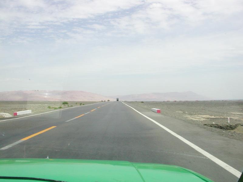 シルクロード一人旅「我的長征2006」その25・トルファン・火焔山-2505