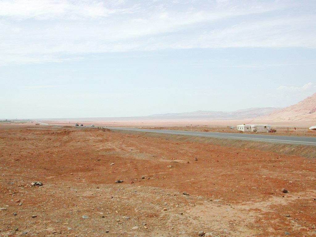 シルクロード一人旅「我的長征2006」その25・トルファン・火焔山-2522