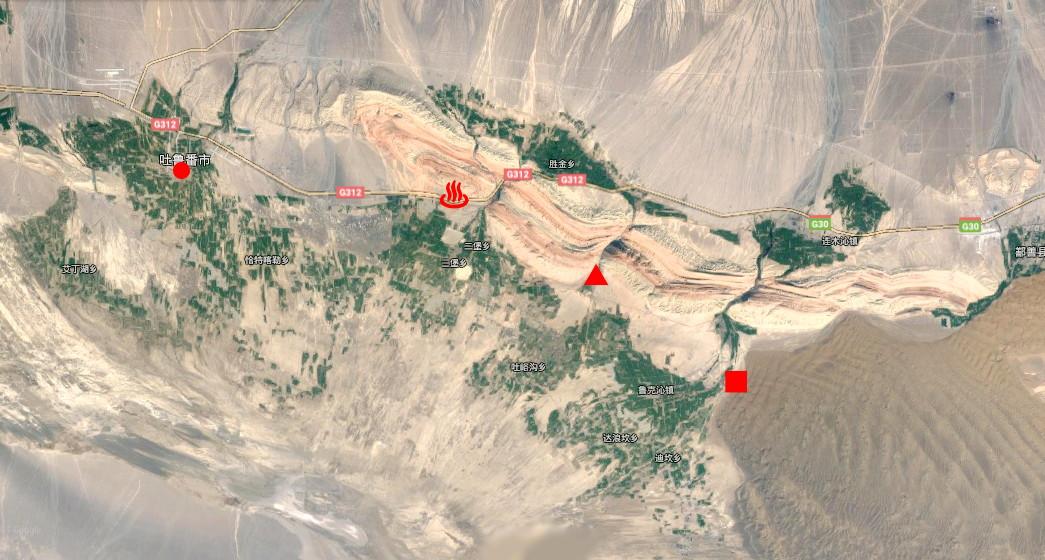 シルクロード一人旅「我的長征2006」その26・トルファン・吐峪溝-2602