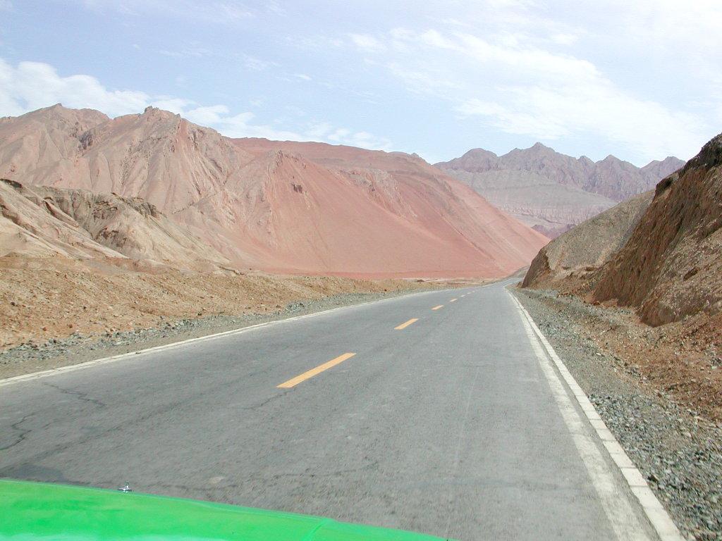 シルクロード一人旅「我的長征2006」その26・トルファン・吐峪溝-2605