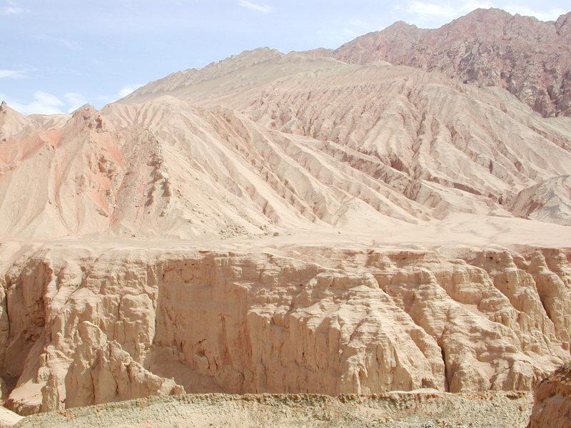 シルクロード一人旅「我的長征2006」その26・トルファン・吐峪溝-2611