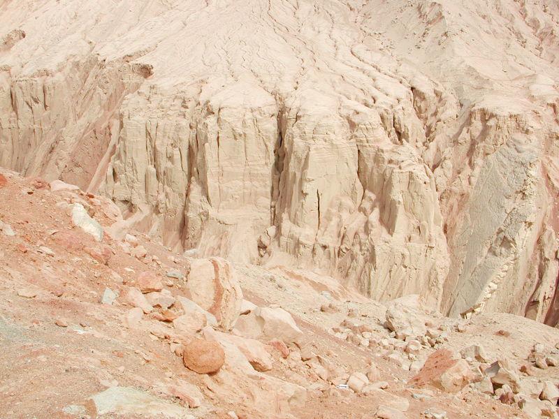 シルクロード一人旅「我的長征2006」その26・トルファン・吐峪溝-2614