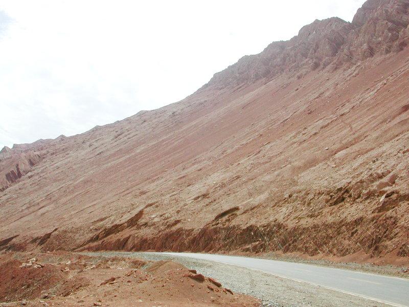 シルクロード一人旅「我的長征2006」その26・トルファン・吐峪溝-2617