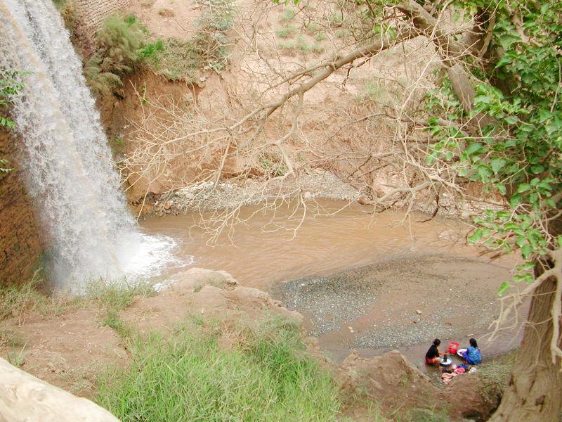 シルクロード一人旅「我的長征2006」その26・トルファン・吐峪溝-2628