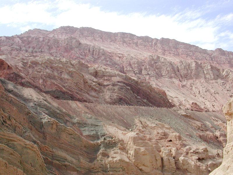 シルクロード一人旅「我的長征2006」その27・トルファン・吐峪溝-2709