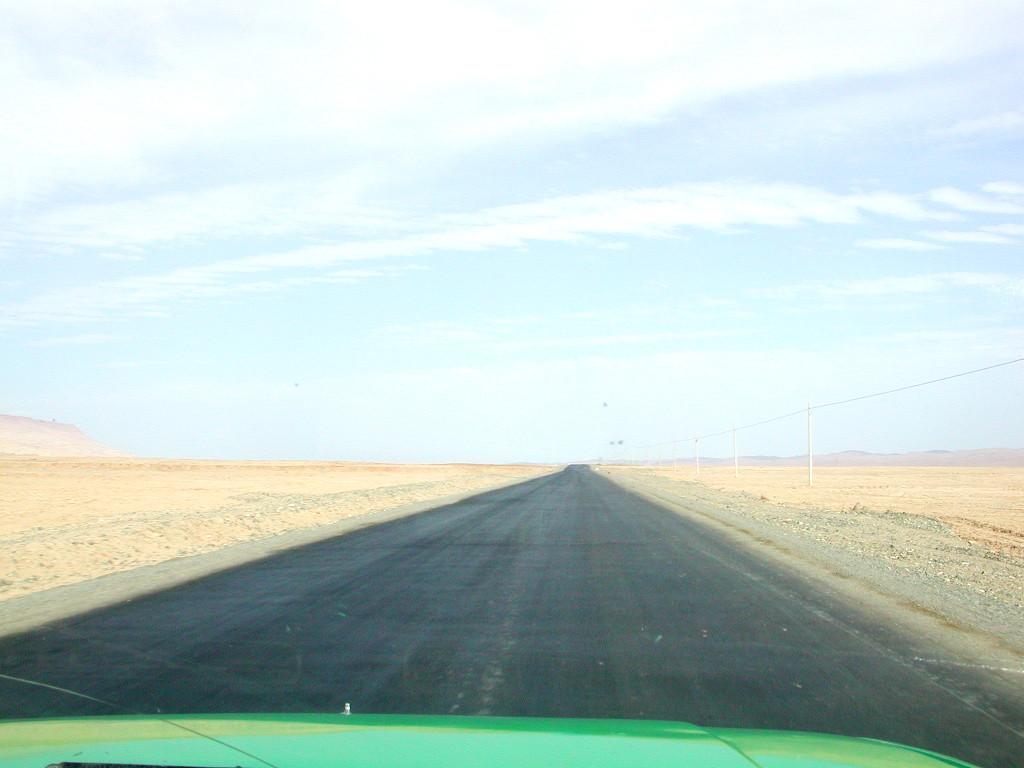 シルクロード一人旅「我的長征2006」その28・トルファン・沙山公園-2802