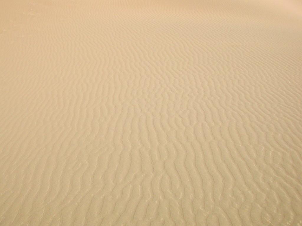 シルクロード一人旅「我的長征2006」その28・トルファン・沙山公園-2813