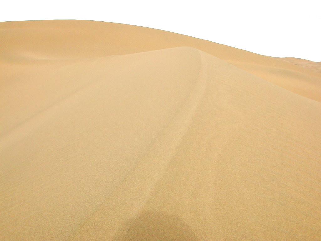 シルクロード一人旅「我的長征2006」その28・トルファン・沙山公園-2818
