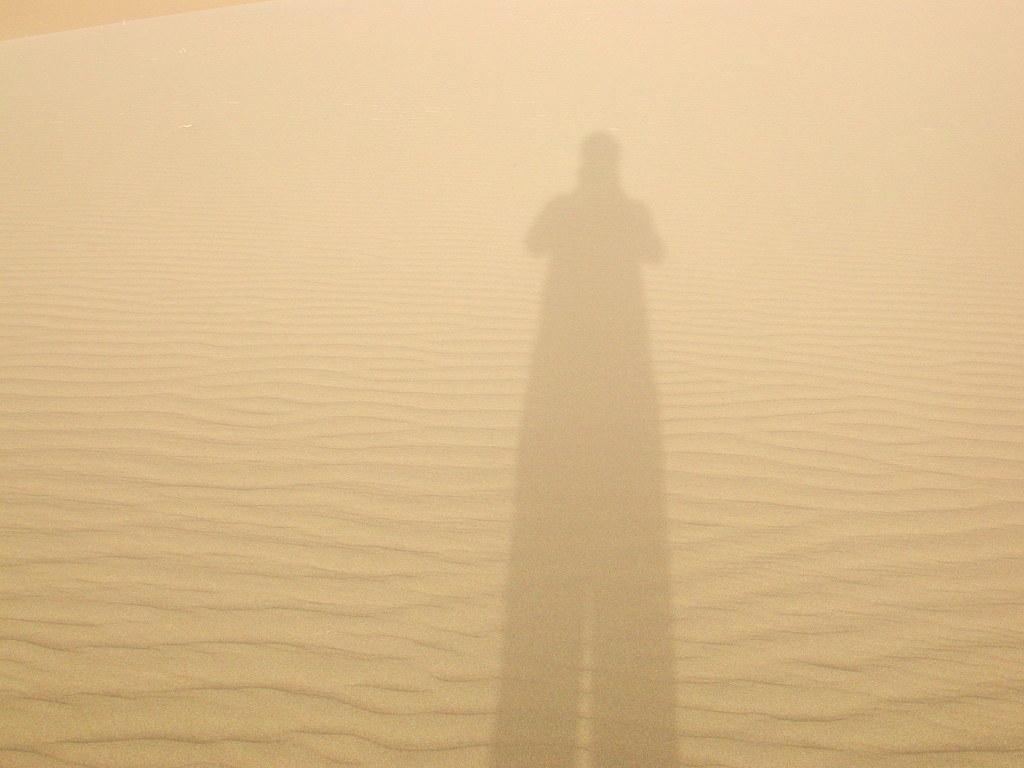 シルクロード一人旅「我的長征2006」その28・トルファン・沙山公園-2820
