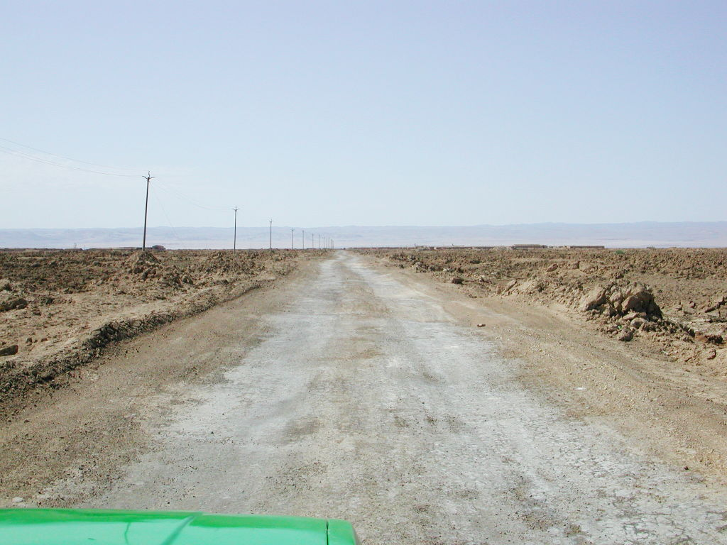 シルクロード一人旅「我的長征2006」その30・トルファン・艾丁湖-3010