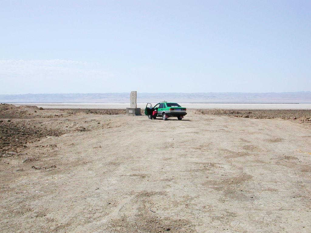 シルクロード一人旅「我的長征2006」その30・トルファン・艾丁湖-3017