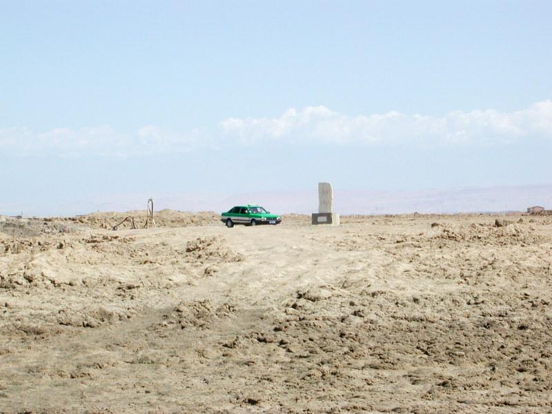 シルクロード一人旅「我的長征2006」その30・トルファン・艾丁湖-3021
