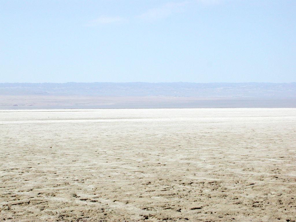 シルクロード一人旅「我的長征2006」その30・トルファン・艾丁湖-3023