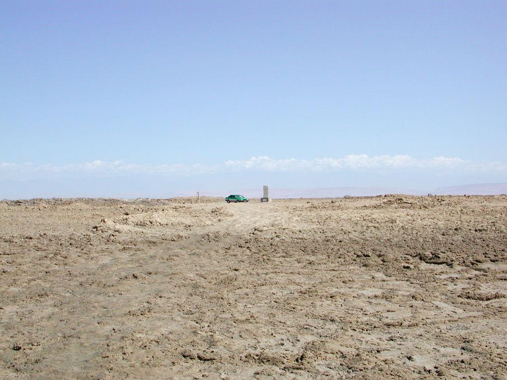 シルクロード一人旅「我的長征2006」その30・トルファン・艾丁湖-3024