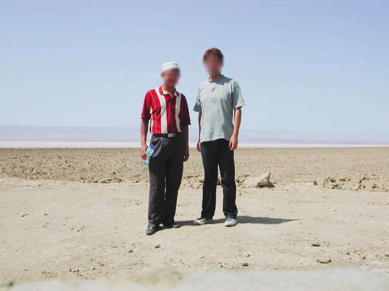 シルクロード一人旅「我的長征2006」その30・トルファン・艾丁湖-3025