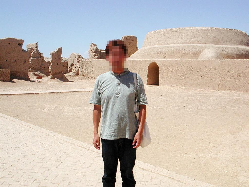 シルクロード一人旅「我的長征2006」その31・トルファン・高昌故城-3130