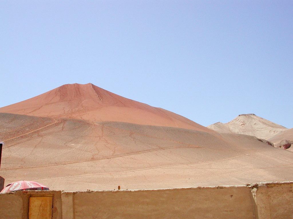 シルクロード一人旅「我的長征2006」その32・トルファン・ベゼクリク千仏洞-3207
