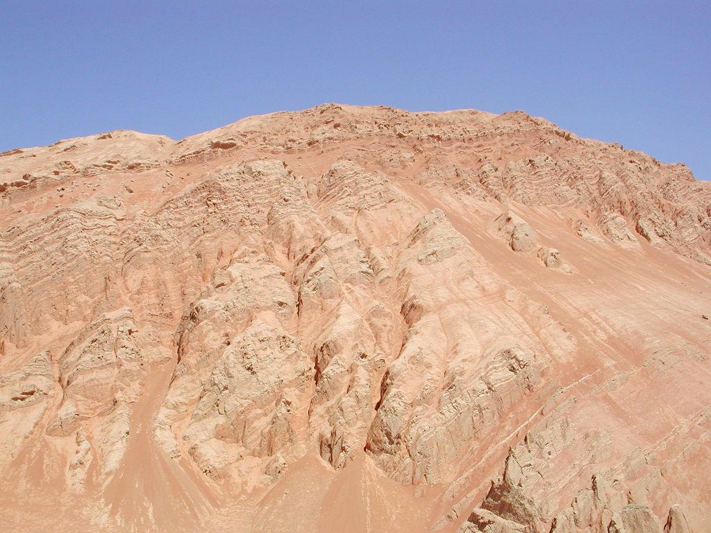 シルクロード一人旅「我的長征2006」その32・トルファン・ベゼクリク千仏洞-3209