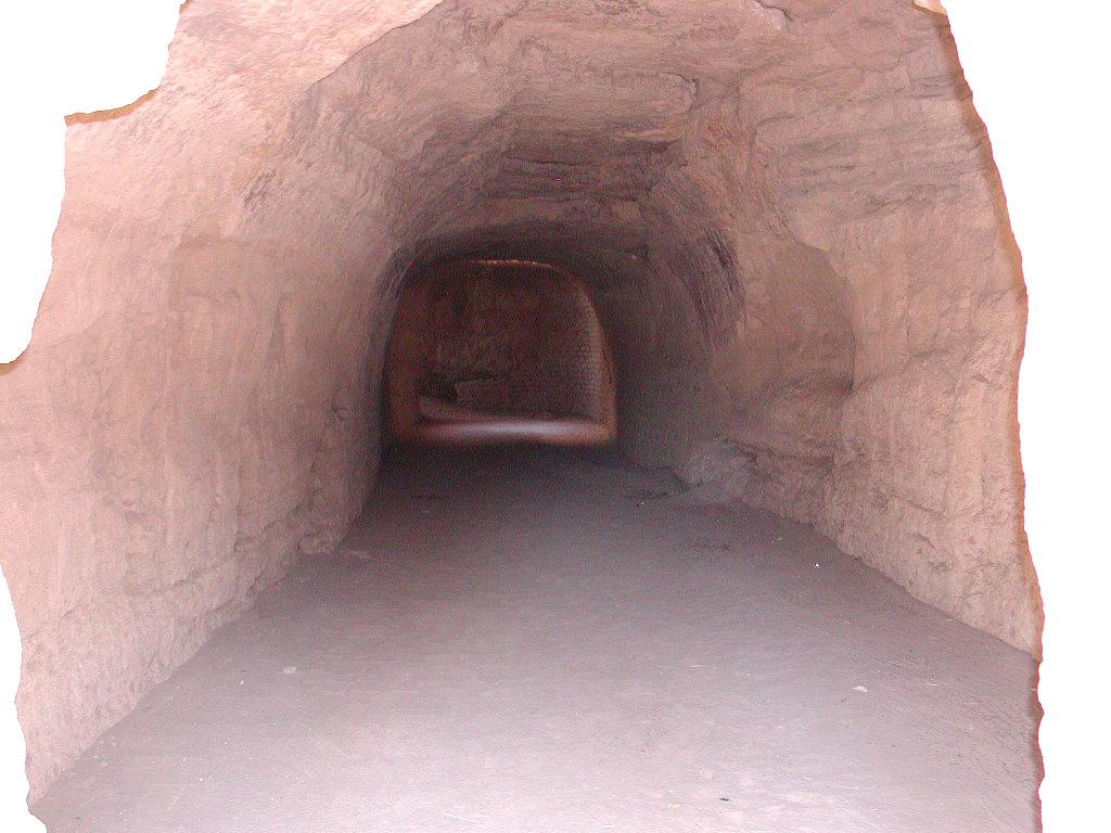 シルクロード一人旅「我的長征2006」その33・トルファン・交河故城-3328