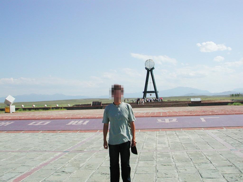 シルクロード一人旅「我的長征2006」その41・トルファンからウルムチへ-4115