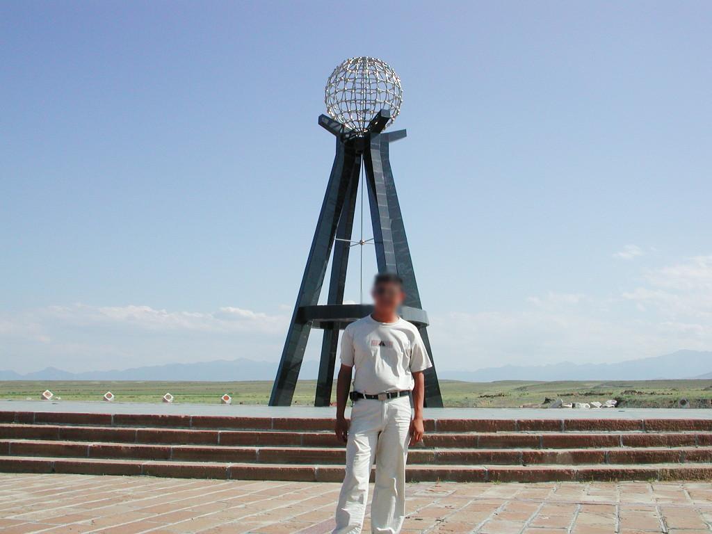 シルクロード一人旅「我的長征2006」その41・トルファンからウルムチへ-4116