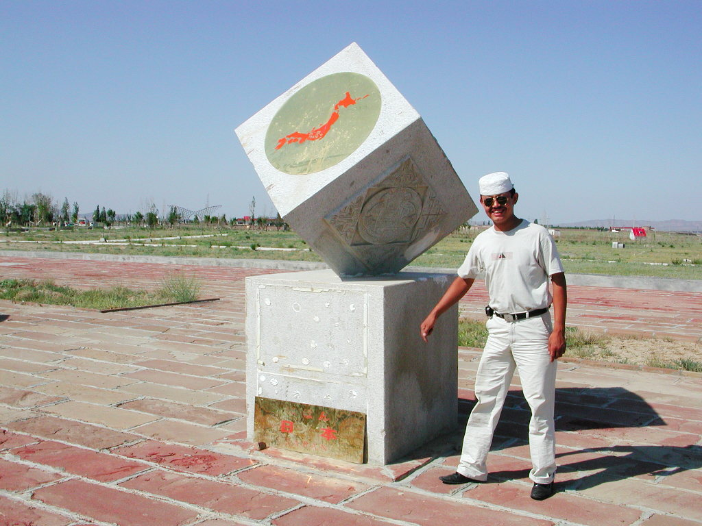 シルクロード一人旅「我的長征2006」その41・トルファンからウルムチへ-4125